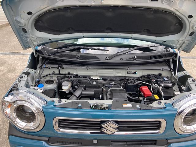 ハイブリッドXターボ 衝突軽減ブレーキ 4WD ターボ 全方位モニター LEDヘッド&FOG Bluetooth シートヒーター(16枚目)