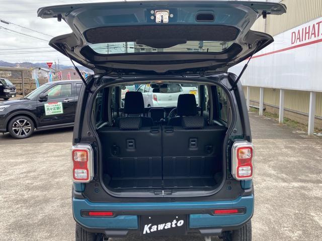 ハイブリッドXターボ 衝突軽減ブレーキ 4WD ターボ 全方位モニター LEDヘッド&FOG Bluetooth シートヒーター(17枚目)