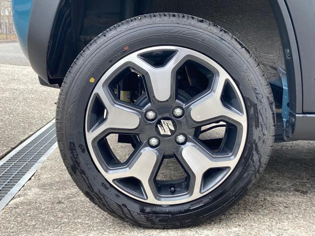 ハイブリッドXターボ 衝突軽減ブレーキ 4WD ターボ 全方位モニター LEDヘッド&FOG Bluetooth シートヒーター(19枚目)