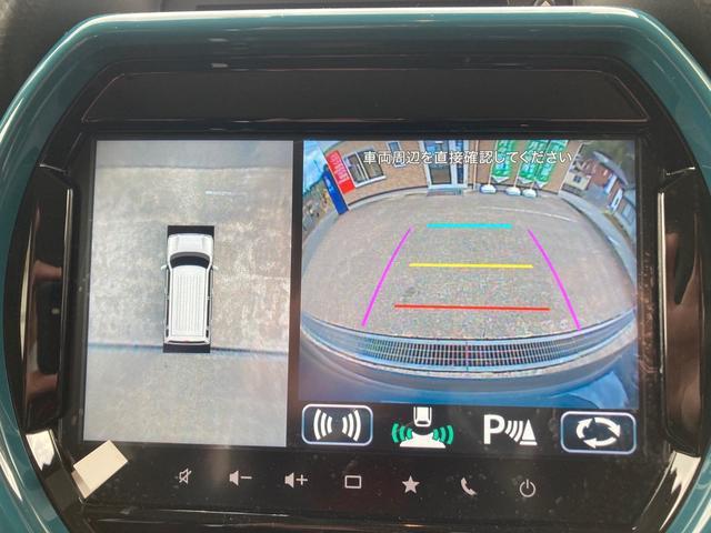 ハイブリッドXターボ 衝突軽減ブレーキ 4WD ターボ 全方位モニター LEDヘッド&FOG Bluetooth シートヒーター(29枚目)