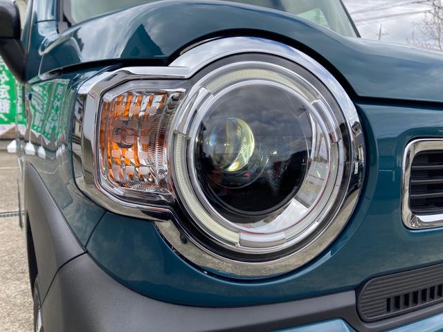 ハイブリッドXターボ 衝突軽減ブレーキ 4WD ターボ 全方位モニター LEDヘッド&FOG Bluetooth シートヒーター(32枚目)