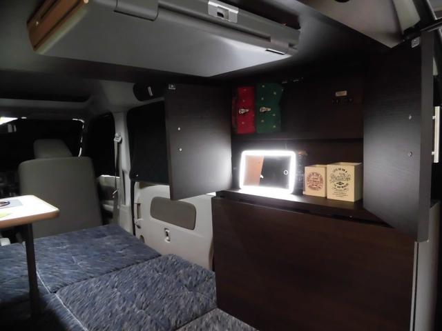 ジョイン5AGS 軽キャンピングカー 新車装着 基本装備(17枚目)