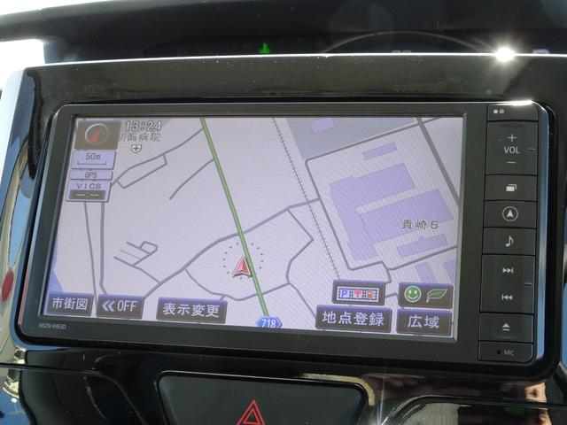 カスタムX SA ナビTV 左電動スライドドア スマアシ(17枚目)