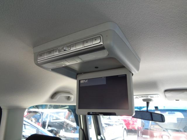 G・Lパッケージ ナビ TV Bカメラ フリップダウンモニター DVD再生 ETC 電動スライドドア スマートキー プッシュスタート 純正アルミ HID フォグ Wエアバッグ ABS 横滑り防止(23枚目)