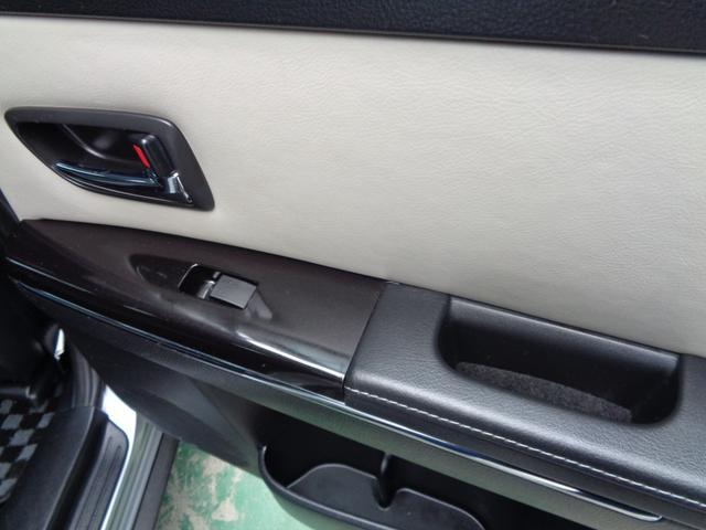 L ナビ テレビ バックカメラ Bluetooth DVD ETC スマートキー HIDライト レザーシート アルミホイール オートエアコン ABS Wエアバック(16枚目)