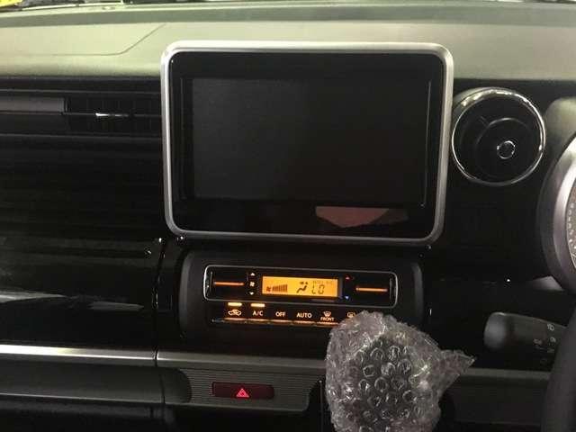 ハイブリッドXS 両側電動スライド RBS付 届出済未使用車(10枚目)