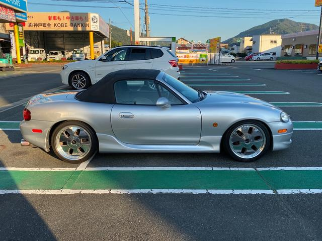 「マツダ」「ロードスター」「オープンカー」「兵庫県」の中古車4