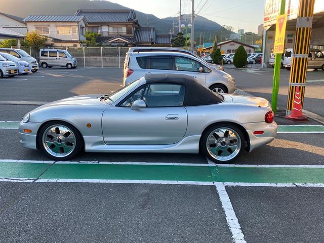 「マツダ」「ロードスター」「オープンカー」「兵庫県」の中古車5