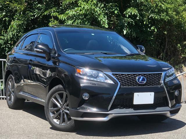 「レクサス」「RX」「SUV・クロカン」「兵庫県」の中古車48