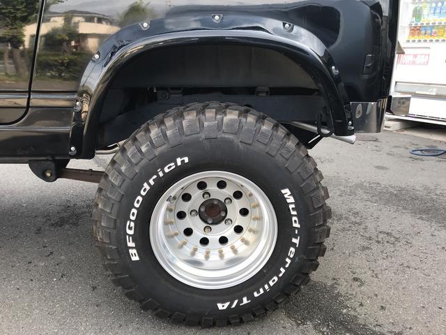 ランドベンチャー 4WD リフトアップ(17枚目)