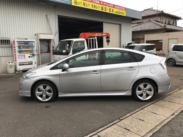「トヨタ」「プリウス」「セダン」「兵庫県」の中古車3