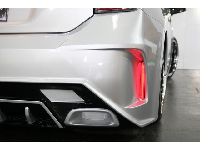 S 全国保証 エイムゲインエアロ 新品車高調 新品19アルミ(12枚目)