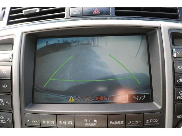 ロイヤルサルーン 後期モデル HDDナビ バックカメラ ETC エアロ 車高調 19インチアルミホイール HIDヘッドライト スマートキー(22枚目)