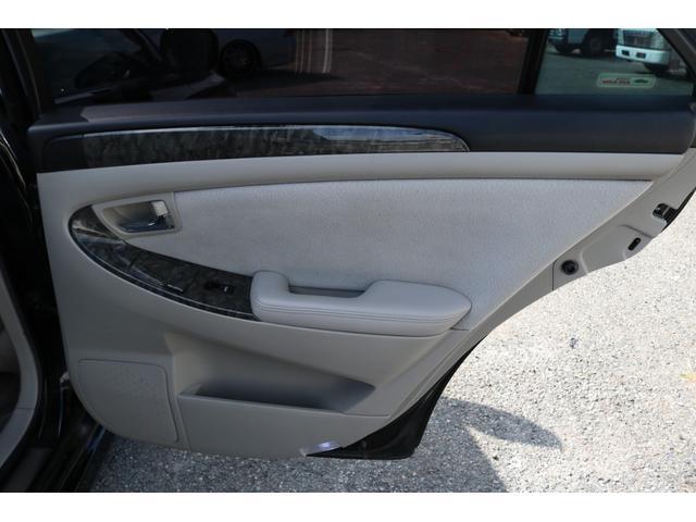 ロイヤルサルーン 後期モデル HDDナビ バックカメラ ETC エアロ 車高調 19インチアルミホイール HIDヘッドライト スマートキー(25枚目)