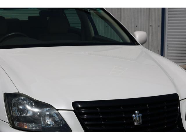 ロイヤルサルーン スピンドルエアロ RS-R車高調 社外アルミホイール HIDヘッドライト ETC レザー調シートカバー CD スマートキー パワーシート エアバック ABS 電動格納ミラー(17枚目)
