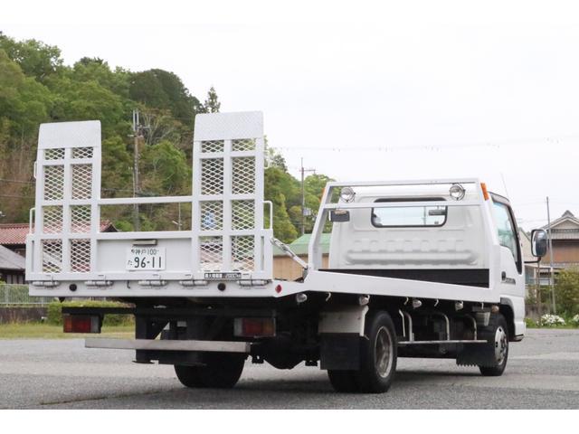 積載車 ローダー 修復歴無し 無事故 上物メーカー 花見台 ラジコン付き 6速MT ウィンチ エアコン パワステ パワーウィンドウ(42枚目)