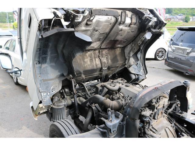 積載車 ローダー 修復歴無し 無事故 上物メーカー 花見台 ラジコン付き 6速MT ウィンチ エアコン パワステ パワーウィンドウ(52枚目)