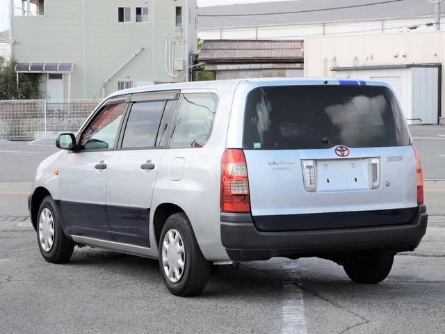 「トヨタ」「サクシードバン」「ステーションワゴン」「兵庫県」の中古車4