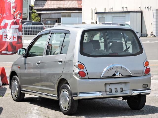 「三菱」「ミニカ」「軽自動車」「兵庫県」の中古車5