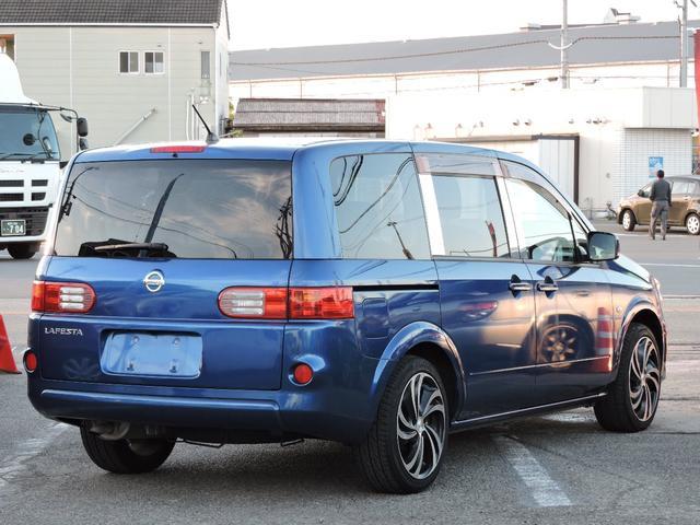 「日産」「ラフェスタ」「ミニバン・ワンボックス」「兵庫県」の中古車7