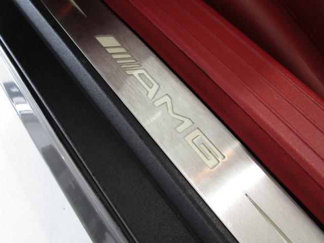 メルセデス・ベンツ M・ベンツ SL55 AMG 赤革シート サイバーナビ レーダー探知機