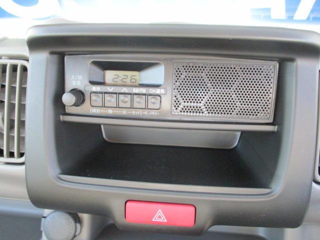 PA 3型 4WD 4速オートマ AM・FMラジオ(10枚目)