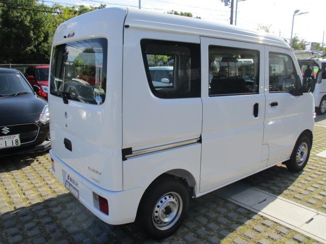 PA 3型 4WD 4速オートマ AM・FMラジオ(57枚目)