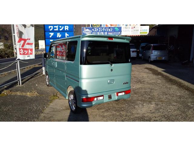 「スズキ」「エブリイワゴン」「コンパクトカー」「兵庫県」の中古車4