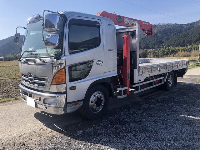 「その他」「ヒノレンジャー」「トラック」「兵庫県」の中古車4