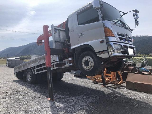 「その他」「ヒノレンジャー」「トラック」「兵庫県」の中古車52