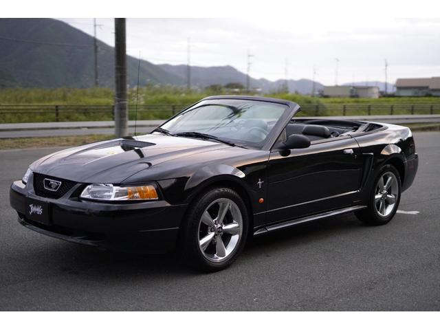 「フォード」「フォード マスタング」「オープンカー」「兵庫県」の中古車9