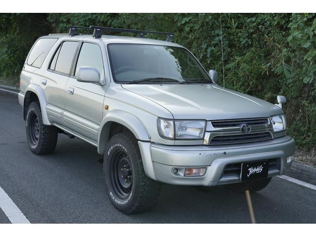 「トヨタ」「ハイラックスサーフ」「SUV・クロカン」「兵庫県」の中古車9