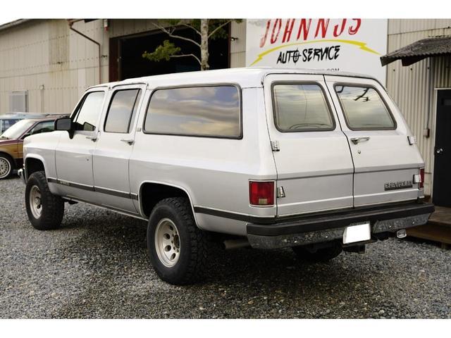 「シボレー」「シボレーサバーバン」「SUV・クロカン」「兵庫県」の中古車10