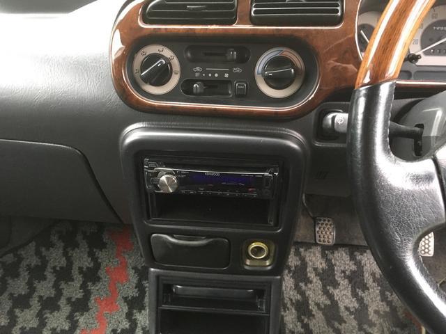 4WD マニュアル フェンダーミラー(10枚目)