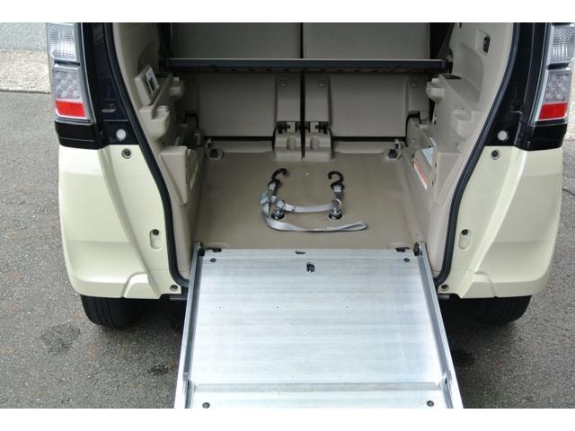 G・Lパッケージ 4WD 車いす仕様車 リモコン電動ウインチ(14枚目)