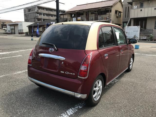 プレミアムX ナビ 軽自動車 ダークレッド ウッドハンドル(14枚目)