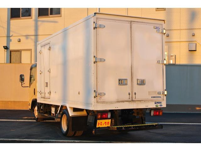 冷蔵冷凍車 東プレ製-30℃設定 積載量2000kg(2枚目)