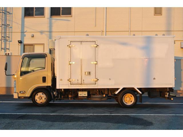 冷蔵冷凍車 東プレ製-30℃設定 積載量2000kg(3枚目)
