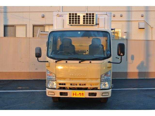 冷蔵冷凍車 東プレ製-30℃設定 積載量2000kg(4枚目)