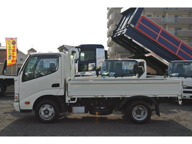 フルジャストロー 平ボディー 積載量2000kg AT車(3枚目)