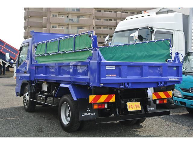 ダンプ 新明和 積載量4000kgインタークーラーターボMT(2枚目)