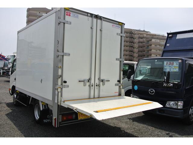 保冷バン 積載量1900キロ パワーゲート ATバックカメラ(15枚目)