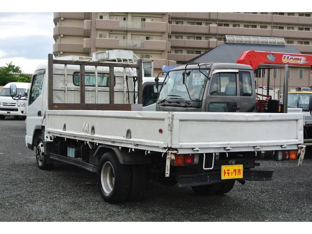 平ボディー 積載量3500kg 低床 ディーゼルMT6速(2枚目)