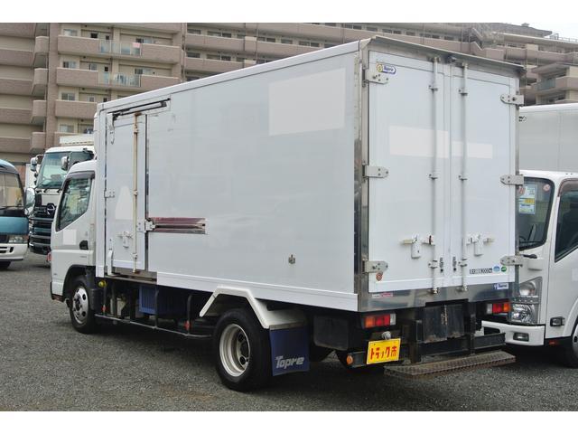 冷蔵冷凍車 低温-30℃ 積載量2000kg スタンバイ付(2枚目)