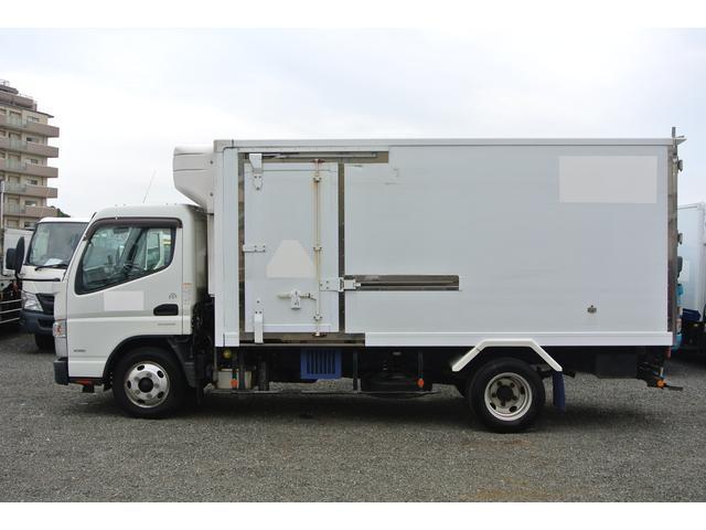 冷蔵冷凍車 低温-30℃ 積載量2000kg スタンバイ付(3枚目)