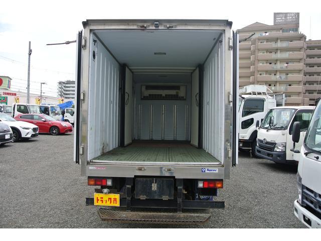 冷蔵冷凍車 低温-30℃ 積載量2000kg スタンバイ付(14枚目)
