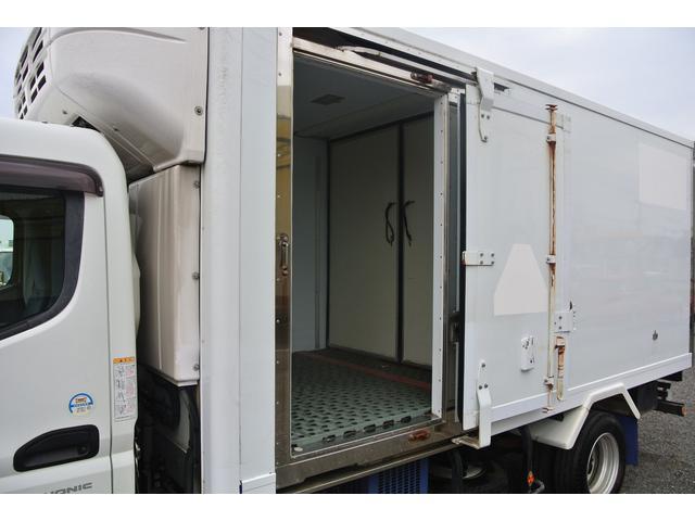 冷蔵冷凍車 低温-30℃ 積載量2000kg スタンバイ付(18枚目)