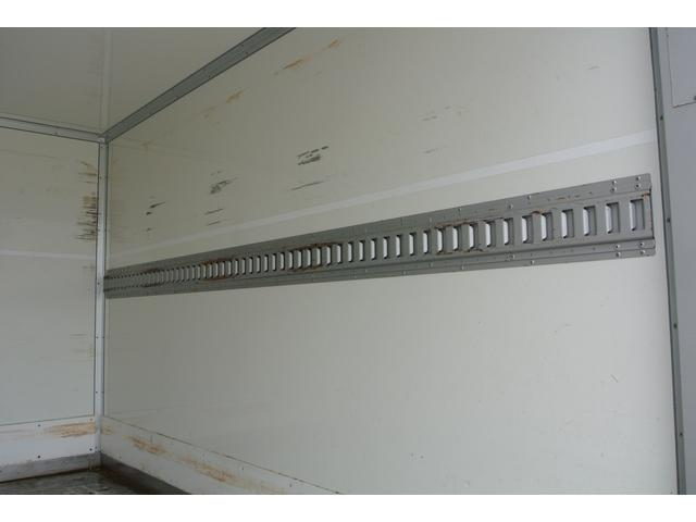 保冷バン パワーゲート積載量1850kgラッシンゲレール低床(17枚目)