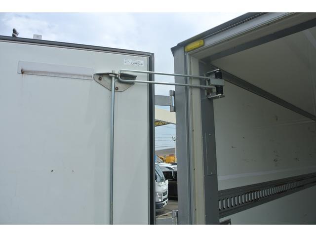 保冷バン パワーゲート積載量1850kgラッシンゲレール低床(20枚目)