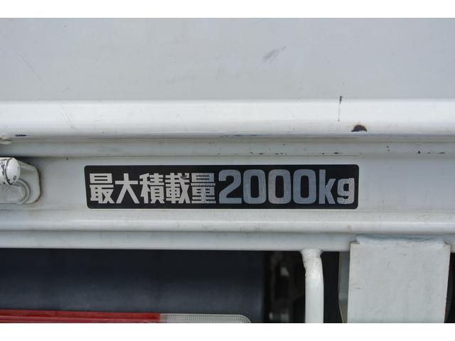 平ボディ 積載2トン 3方開 AT車 LEDフォグランプ(19枚目)